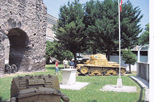 Memoriale dei Carristi